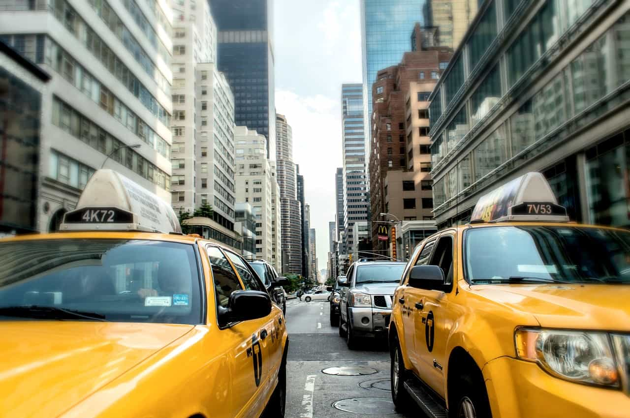 My First Cab Ride after 2 Years of Public Transportation – Was it Worth it?