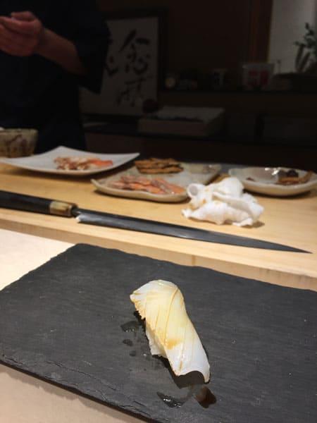 Michelin-Starred Sushi