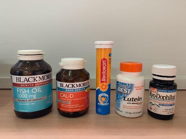 Vitamin Supplements