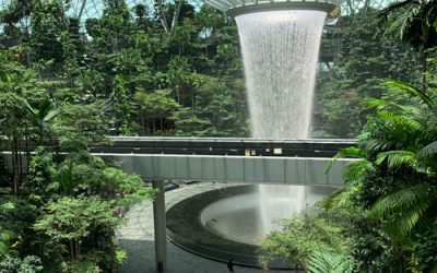 Frugal Money Diary #3 – Exploring Jewel Changi Airport during the COVID