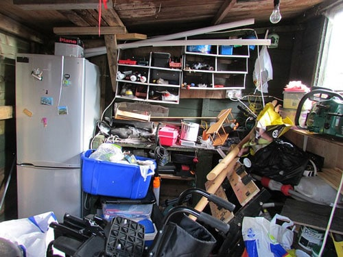 3 Lessons from Throwing $10,000 of Stuff Away