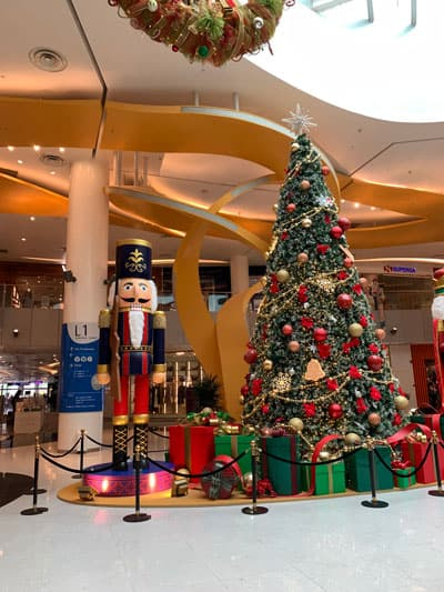 Christmas at VivoCity